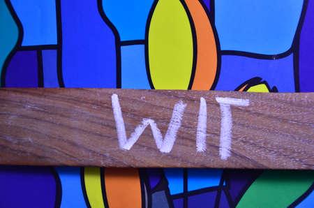 wit: wit word