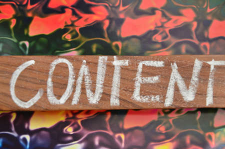 backlink: content word
