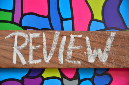 Review word photo