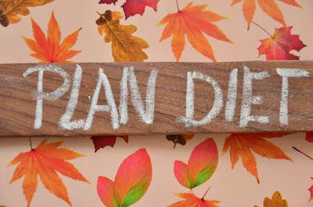 word diet plan photo