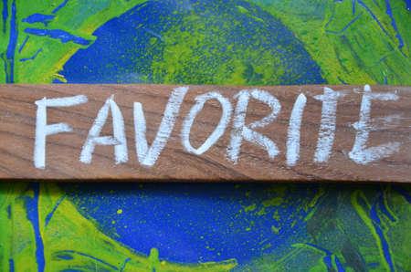 good judgment: favorite word