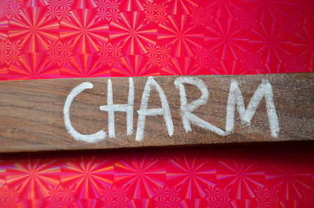 wooing: charm word