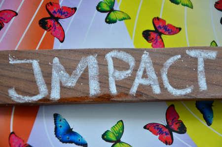 impact: IMPACT WORD