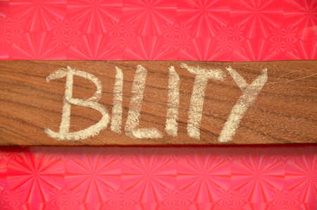 laborious: bility word