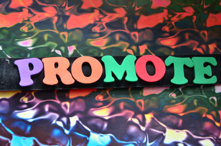 promover: PROMOVER A PALAVRA