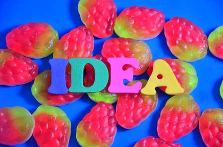 imaginary dialogue: PALABRA IDEA