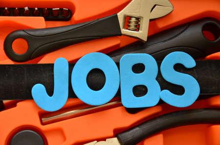 jobs: JOBS WORD