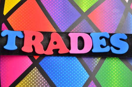 trades: Word trades