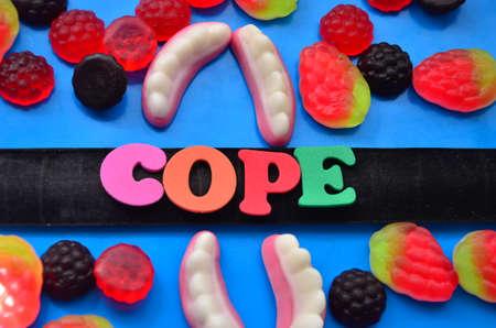 cope: cope word