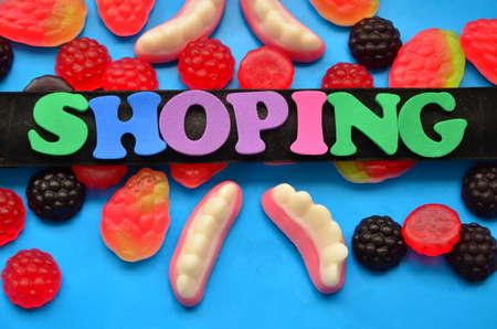 shoping: WORD SHOPING