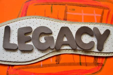 nalatenschap: woord legacy