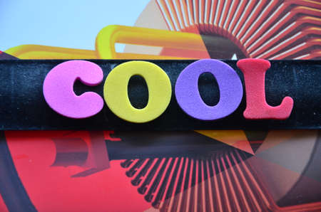 interjection: COOL WORD