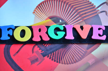 word: forgive word