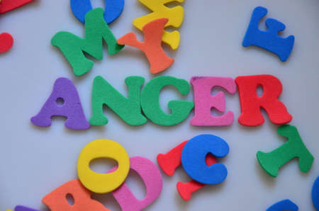 word: Word anger