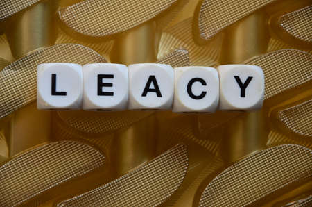 nalatenschap: word legacy