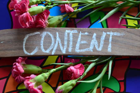 keywords link: word content