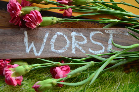 to word: Word worst