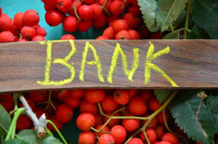 interst: WORD BANK Stock Photo