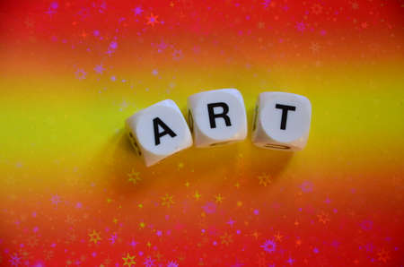 to word: Art word