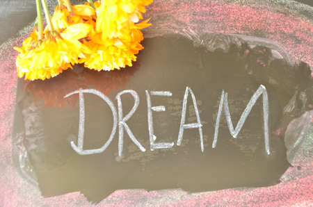 to word: dream word