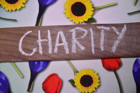 to word: word charity
