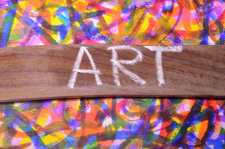 to word: word art Stock Photo