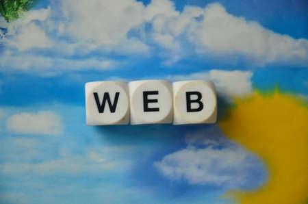 html5: word web