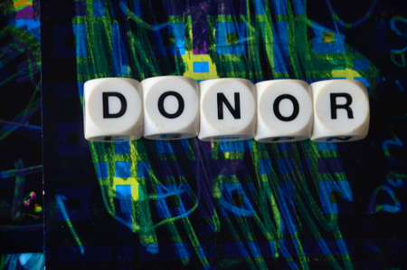 lung transplant: Word donor