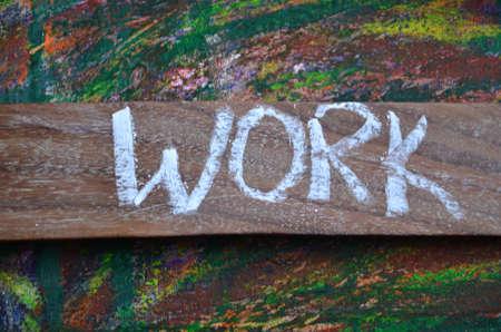 servitude: WORD WORK
