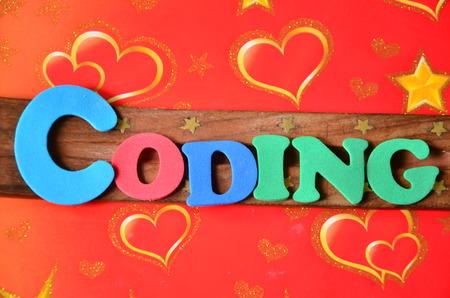 coding word