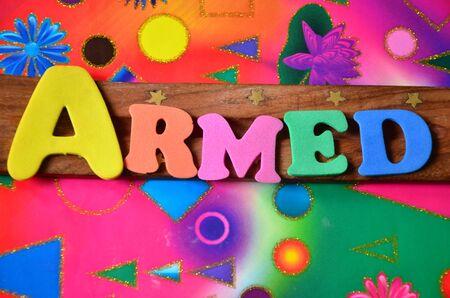armed word