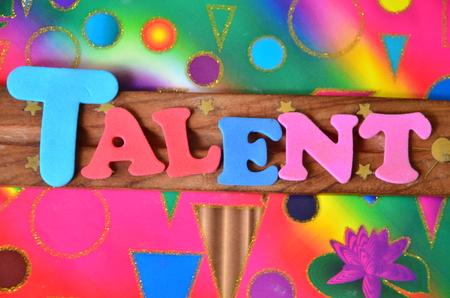 słowo talentu