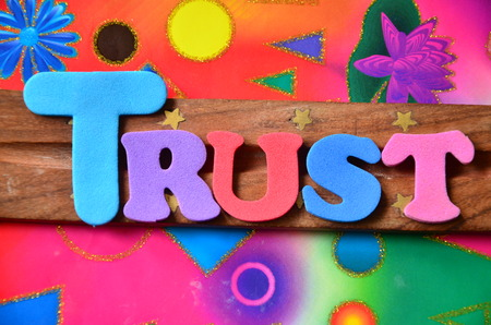trusted: TRUST WORD