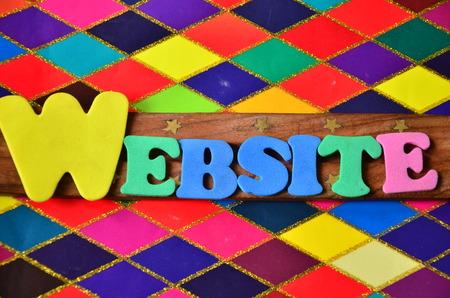 website word