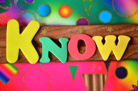 Konow word