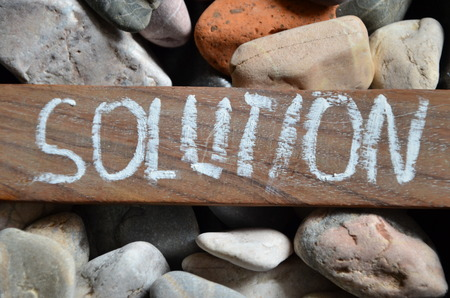 SOLUTION WORD