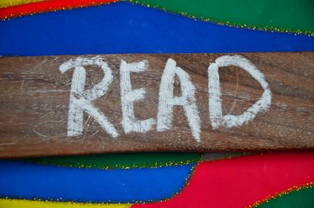 comprehend: read word