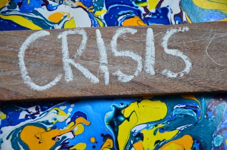 comprehend: Crisis word