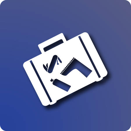 Luggage Stock Vector - 2023982