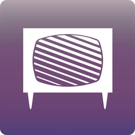 disturbance: Old TV