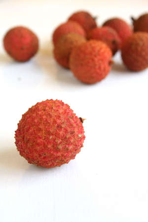lichee: Isolated lychee