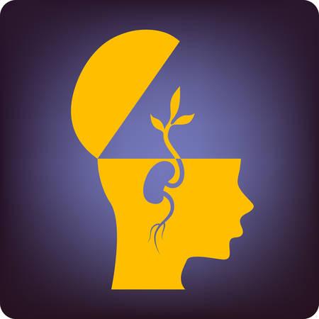 Brain growth Vector