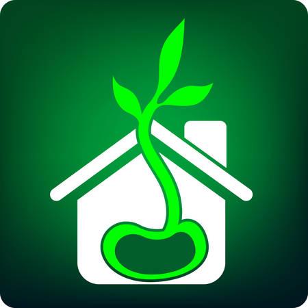 green house Stock Vector - 2678133