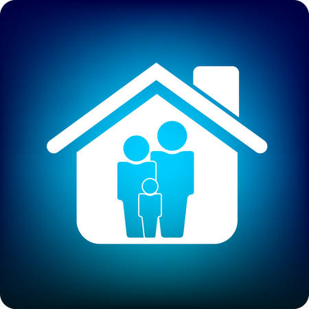 family home Stock Vector - 3267223