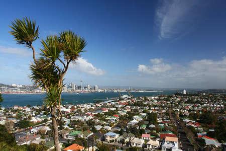 Auckland city Stock Photo - 3438322