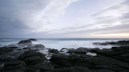 Shot in Mornington Peninsula National Park, Victoria in Australia. Stock Photo