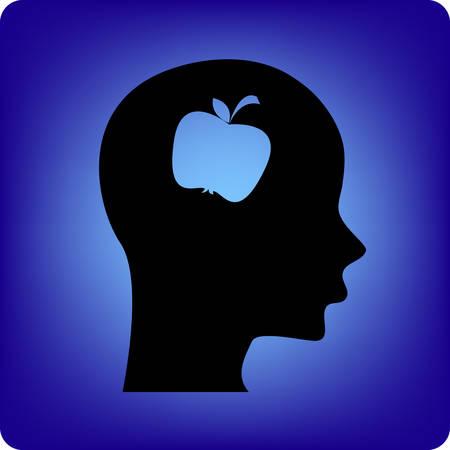 brain food: newtons apple
