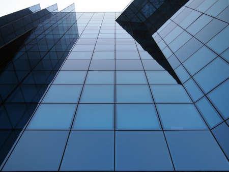 Kols glass rises to the skies Stock Photo
