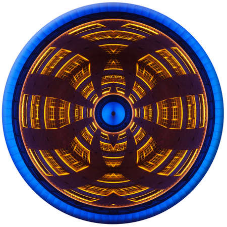 Extraordinary divine symbol of ancient people