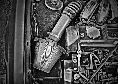 MOTOR VEHICLE AND FILTERS CAR MECHANIC